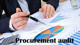Procurement Audit