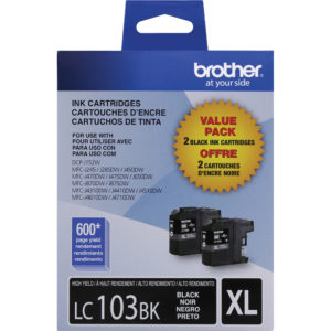 Brother High Yield Ink Cartridges
