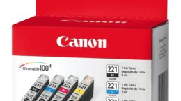 Canon Ink Tank Cartridges