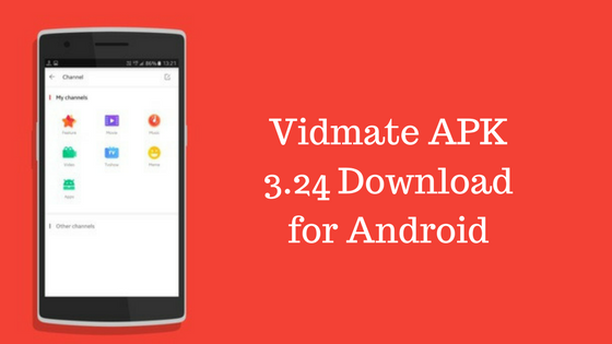 Vidmate Latest Version Application On Android | Tech Publish Now