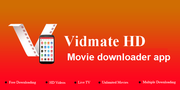 Vidmate application